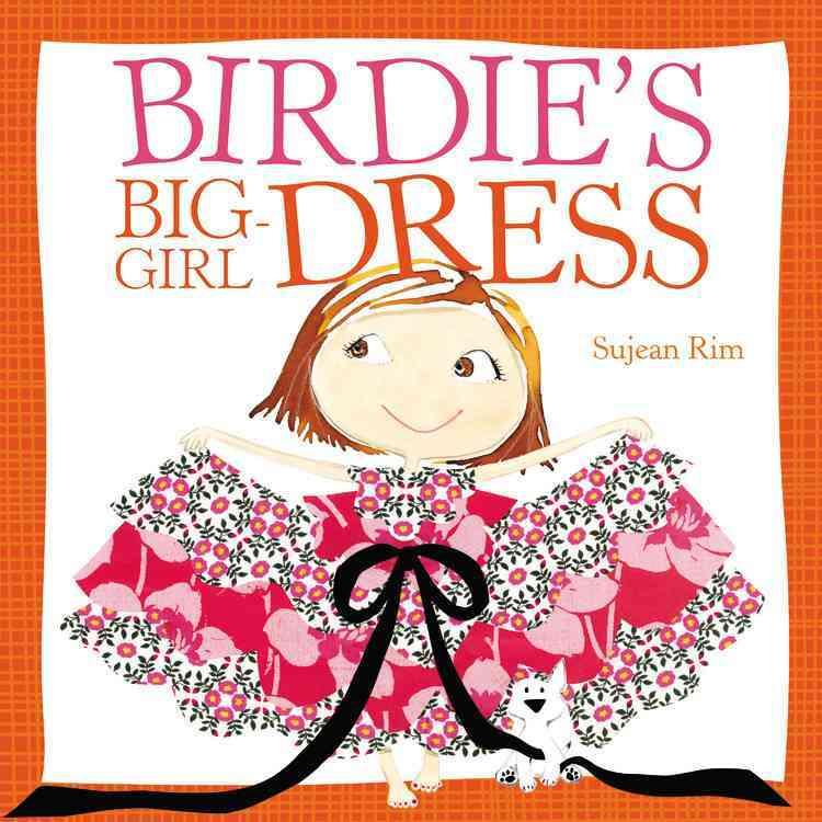Birdie's Big-girl Dress By Rim, Sujean