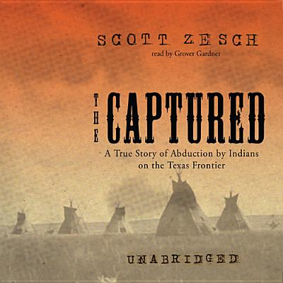 [CD] The Captured By Zesch, Scott/ Gardner, Grover (NRT)